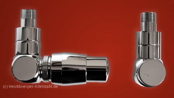 heizk rper anschlussset f r links rechts anschluss heizkoerper. Black Bedroom Furniture Sets. Home Design Ideas